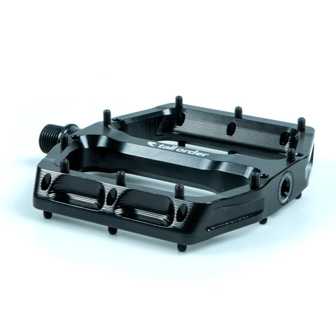 Tall Order X Unite Alloy Pedal - Black 9/16""