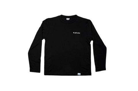 Tall Order Logo Breath-Tech Long Sleeve T-Shirt at . Quality T-Shirts from Waller BMX.
