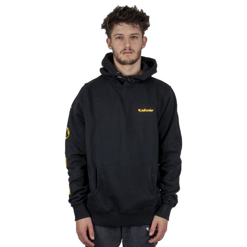 Tall Order Sold Out Hooded Sweatshirt - Black at 43.49. Quality Hoodies and Sweatshirts from Waller BMX.