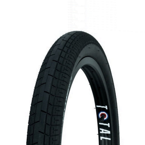 Total BMX Killabee Folding Tyre - All Black at 39.99. Quality Tyres from Waller BMX.