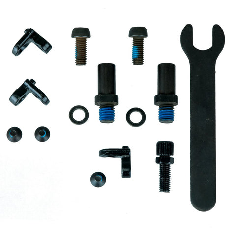 Total BMX brake mount kit (all except Voltron V2)