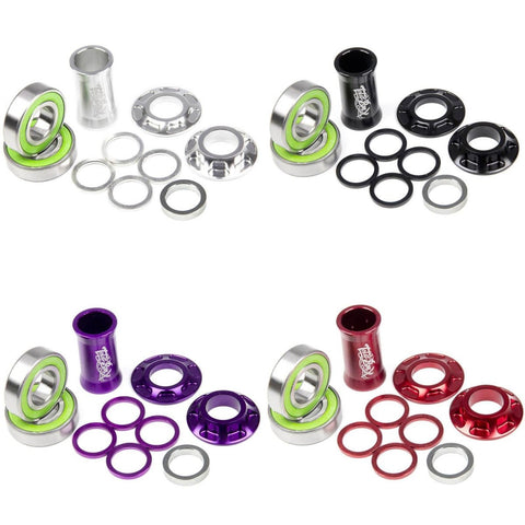 Total BMX Team Mid 19mm Bottom Bracket at 22.79. Quality Bottom Brackets from Waller BMX.