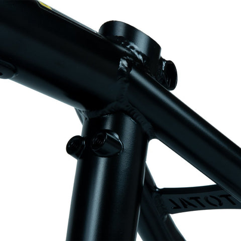 Total BMX TWS 2 Frame - ED Black at 290.99. Quality Frames from Waller BMX.