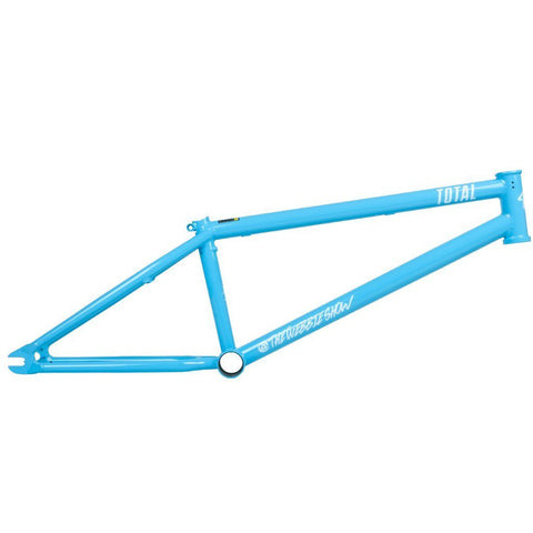 Total BMX TWS 2 Frame - Sky Blue at 290.99. Quality Frames from Waller BMX.