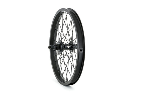 "Trebol 18"" Cassette Wheel at . Quality Rear Wheels from Waller BMX."