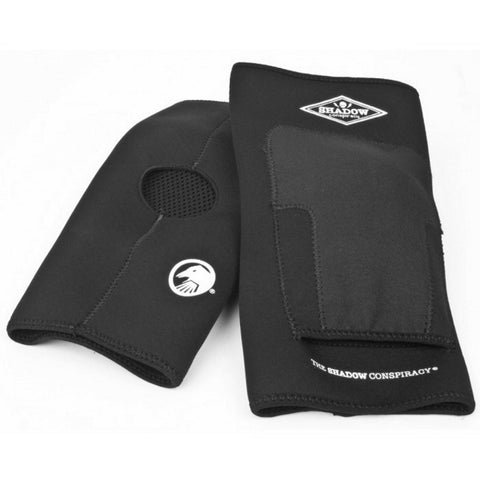 Shadow Super Slim Knee Pads - Black