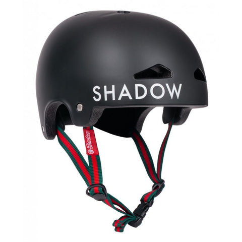 Shadow Matt Ray Feather Weight In-Mold Helmet - Matt Black