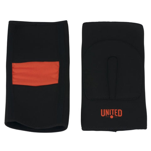 United Signature Knee Pad at 30.19. Quality Knee Guards from Waller BMX.