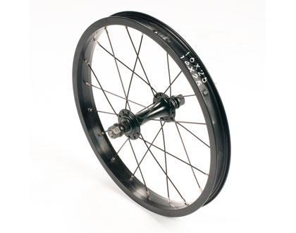 "United Supreme 16"" Front Wheel at . Quality Front Wheels from Waller BMX."