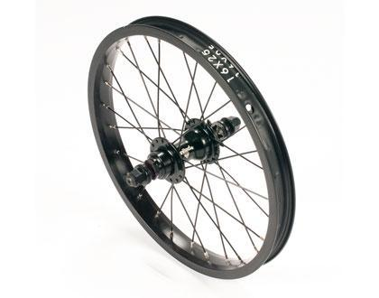 "United Supreme 16"" Rear Cassette Wheel at . Quality Rear Wheels from Waller BMX."