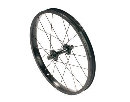 "United Supreme 18"" Front Wheel at . Quality Front Wheels from Waller BMX."