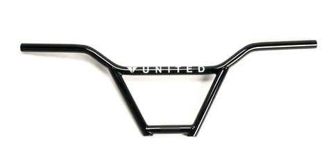United Supreme 4-Piece Bars at 41.17. Quality Handlebars from Waller BMX.