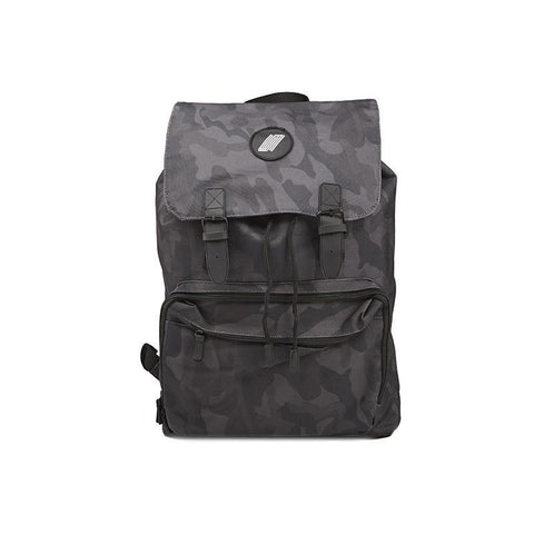 United Vintage Laptop Backpack Midnight Camo at . Quality Backpacks from Waller BMX.