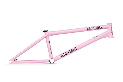 WeThePeople Doomsayer 2019 BMX Frame at 279.99. Quality Frames from Waller BMX.