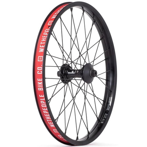 WeThePeople Helix Front Wheel at . Quality Front Wheels from Waller BMX.