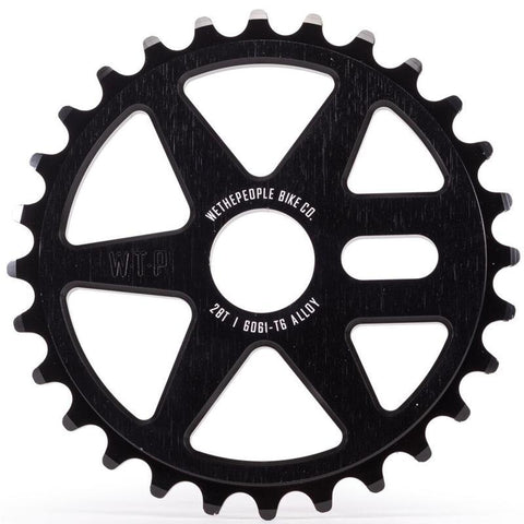 WeThePeople Logic Sprocket at 26.99. Quality Sprocket from Waller BMX.