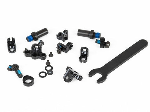 WeThePeople Message Brake Mount Kit at . Quality Brake Mounts from Waller BMX.