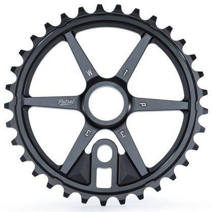 WeThePeople Patrol Sprocket at 40.49. Quality Sprocket from Waller BMX.