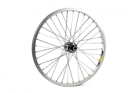 "Wilkinson Alloy-Steel 20"" BMX Wheel Silver 3-8"" at . Quality Rear Wheels from Waller BMX."