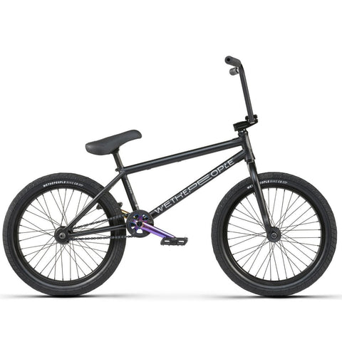 WeThePeople Reason RSD BMX Bike 2021 - Matte Black