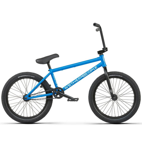 WeThePeople Reason RSD BMX Bike 2021 - Matte Blue