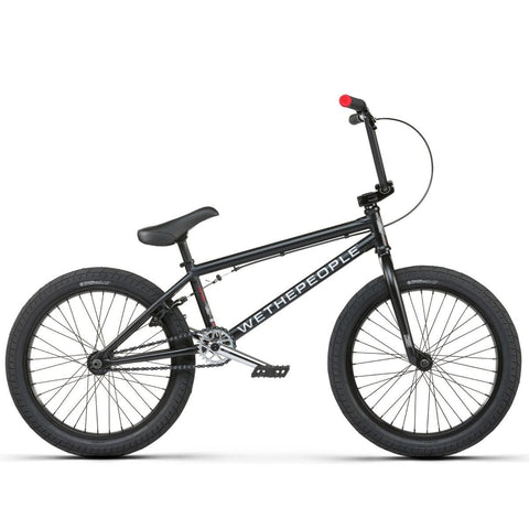 WeThePeople Crysis BMX Bike 2021 - Matte Black