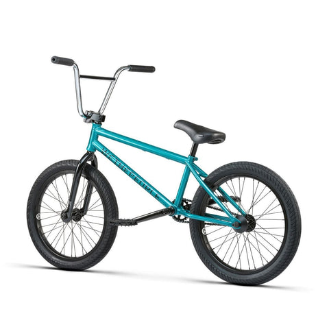 WeThePeople Crysis BMX Bike 2021 - Midnight Green