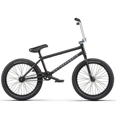 WeThePeople Trust FC BMX Bike 2021 - Matte Black