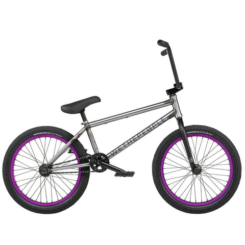 WeThePeople Trust FC BMX Bike 2021 - Matte Raw