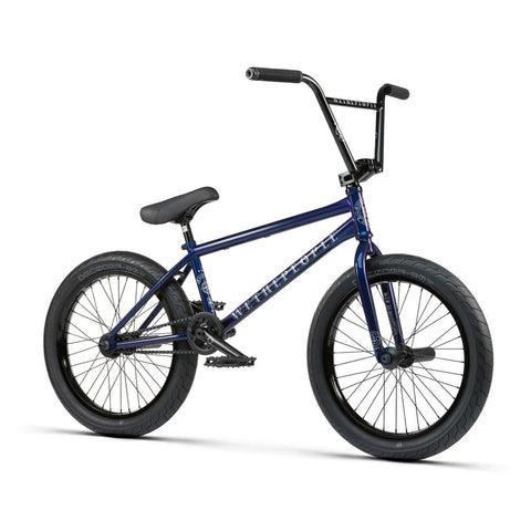 WeThePeople Battleship RSD BMX Bike 2021 - Abyss Blue