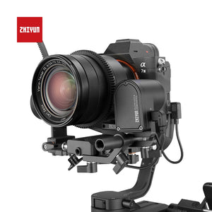 Zhiyun Zoom Controller with Zhiyun Crane 3 LAB / Light Weight