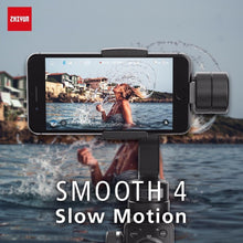 Load image into Gallery viewer, Zhiyun Smooth 4 Smartphone Gimbal - Black