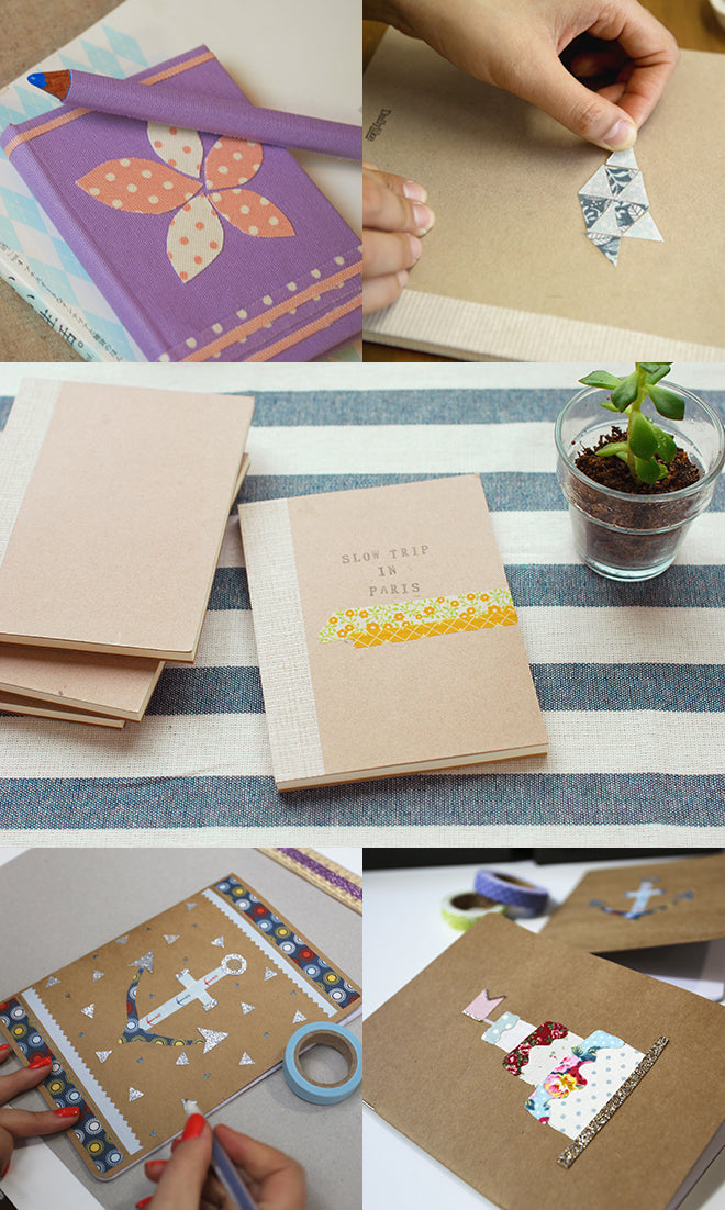 Dailylike : Creative Ways to Decorate your Books