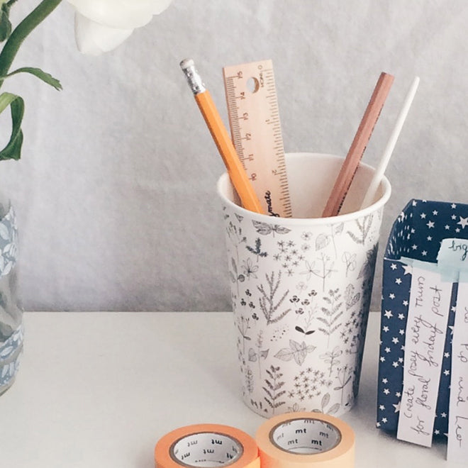 Organise Your Desk by Kelsie White of K Gets Organised for Dailylike Australia