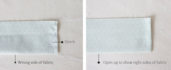 Dailylike Zip Pouch with Frill - Step 6