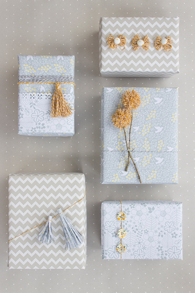 Dailylike Gift Wrapping by Dunne with Style