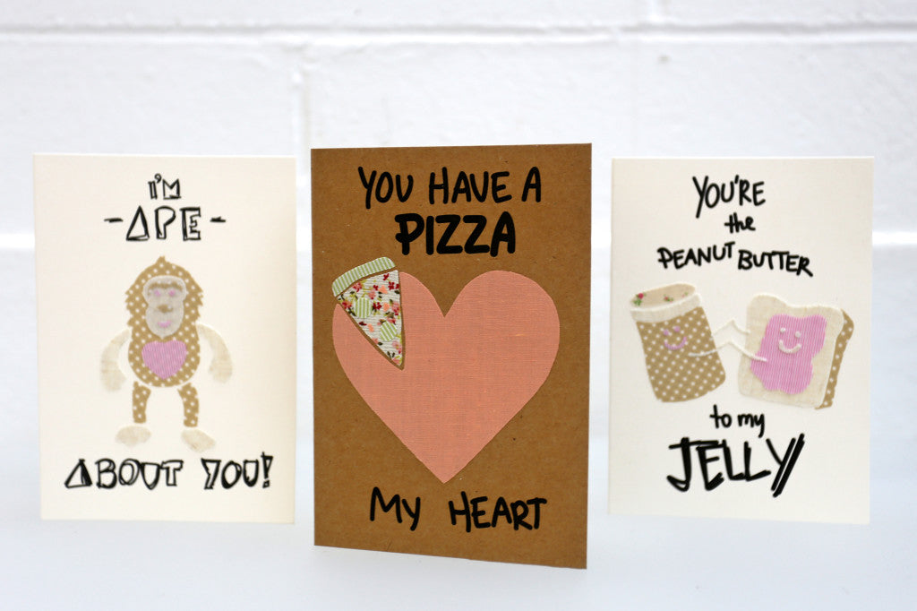 Dailylike DIY Project : Be My Valentine
