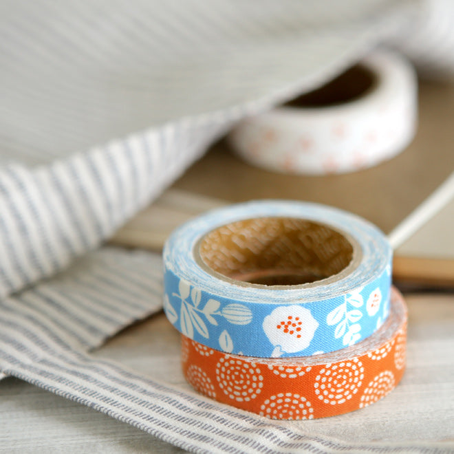 Dailylike Fabric Tape - Beach
