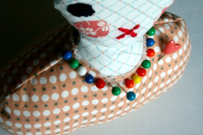 Dailylike Dolly Pin Cushion - Step 9