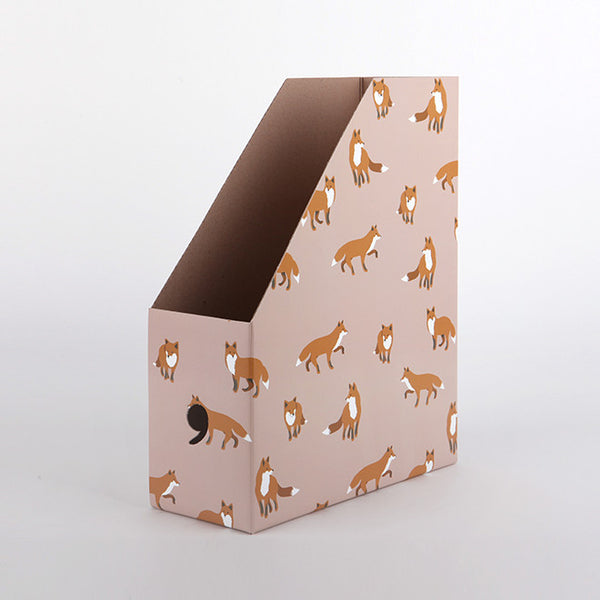 Book Stands 3pk : Winter Fox