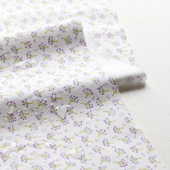 Laminated Fabric Yard : Bouquet - Flower