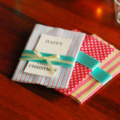 Quarter Fabric Pack : Daily Christmas