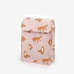 Baby Pouch : Winter Fox