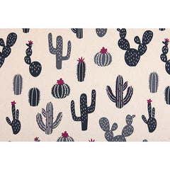 216 Cactus 1500mm Cotton Canvas Fabric