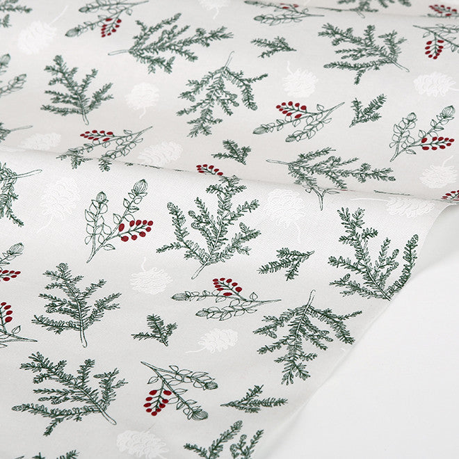 013 Winter Tree : Tree 1100mm Cotton 20C Fabric