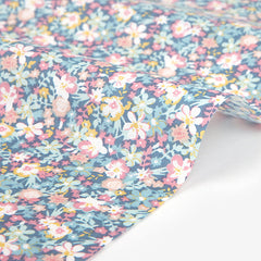 307 A Tiny Flower : Dreamlike 1600mm Cotton 30C Fabric