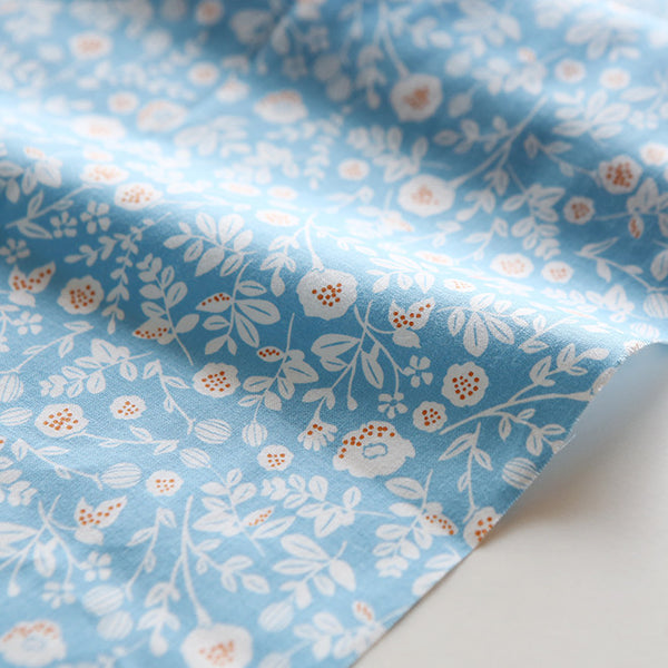 114 Beach : Flower 1100mm Cotton 30C Fabric