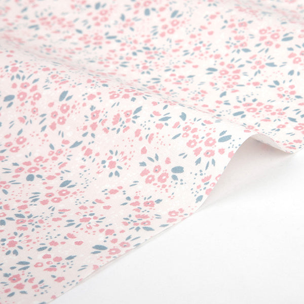 221 Charming : Sweet Pond 1100mm Cotton 20C Fabric
