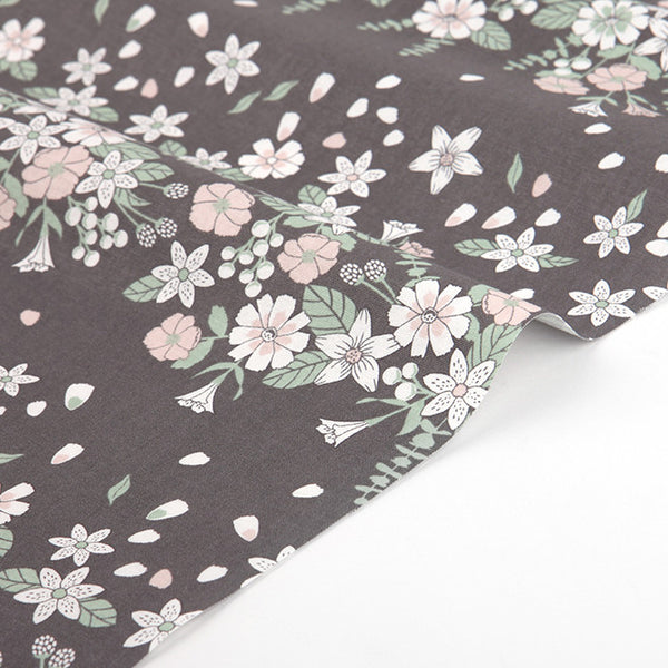 186 Flowers Fall : From You 1100mm Cotton 20C Fabric