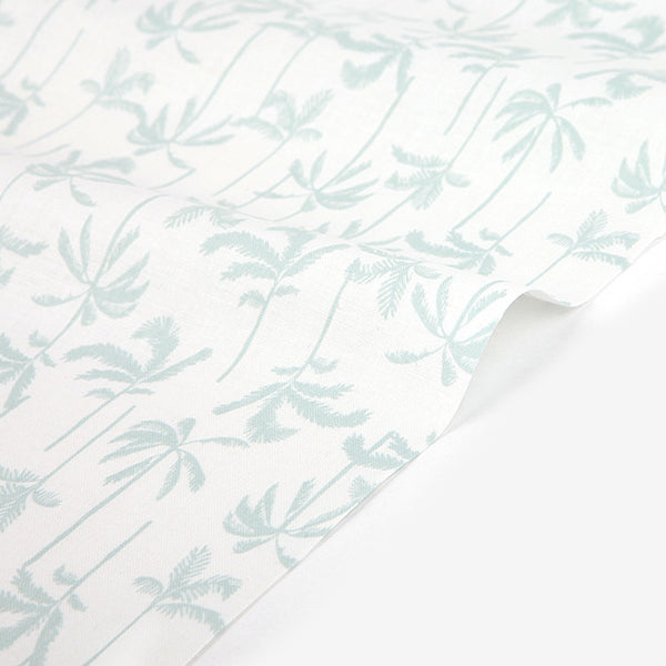 234 In the Tropics : Palm Tree 1100mm Cotton 20C Fabric